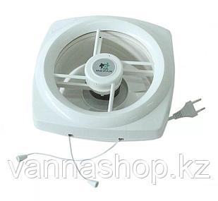 Вытяжной вентилятор в ванную комнату KHG-100 пластик