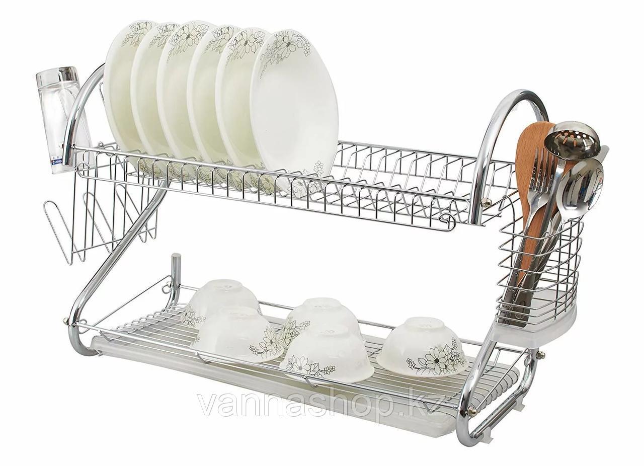 Сушилка для посуды. JB SAKURA