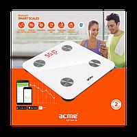 Смарт-весы ACME SC101 белые