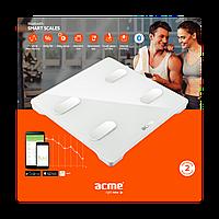 Смарт-весы ACME SC202 белые