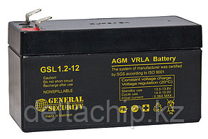 GSL1.2-12 1.2A  (97*43*58mm) AGM аккумулятор.