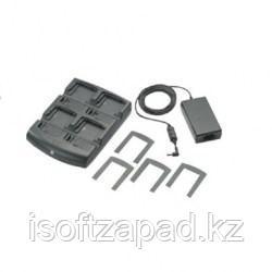 Четырех-слотовое зарядное устройство аккумуляторов Zebra