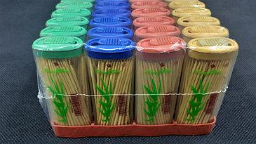 Зубочистки в упаковке 24 шт