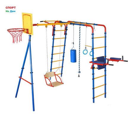 Детский спорткомплекс Юный Атлет Уличный-Плюс, фото 2