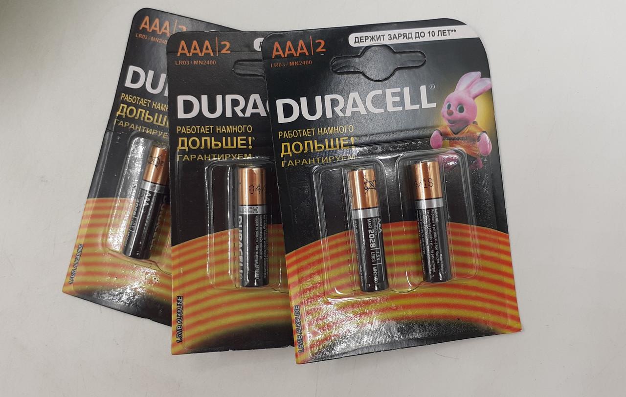 """Батарейка """"Durasell Basic"""""""
