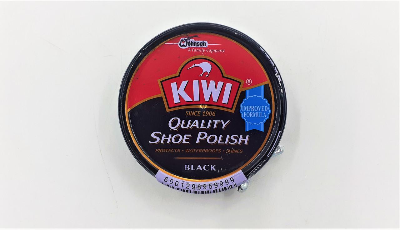 """Крем для обуви черный """"KIWI"""""""