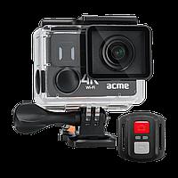 Экшн видеокамера ACME VR302 4K 12 MP угол обзора 170