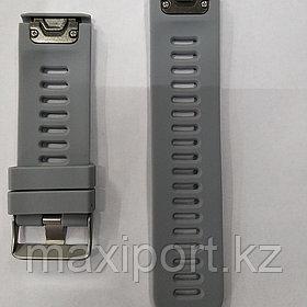 Браслет Garmin fenix 26mm серый