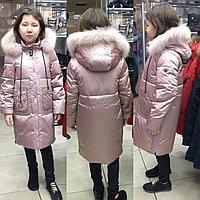 Шикарные зимние пальто SUBERBYBER для девочек