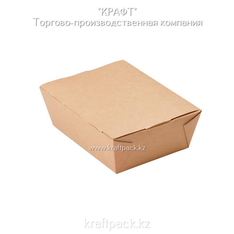 Ланчбокс 600мл 150*115*50 (Eco Lunch 600) DoEco (50/350)