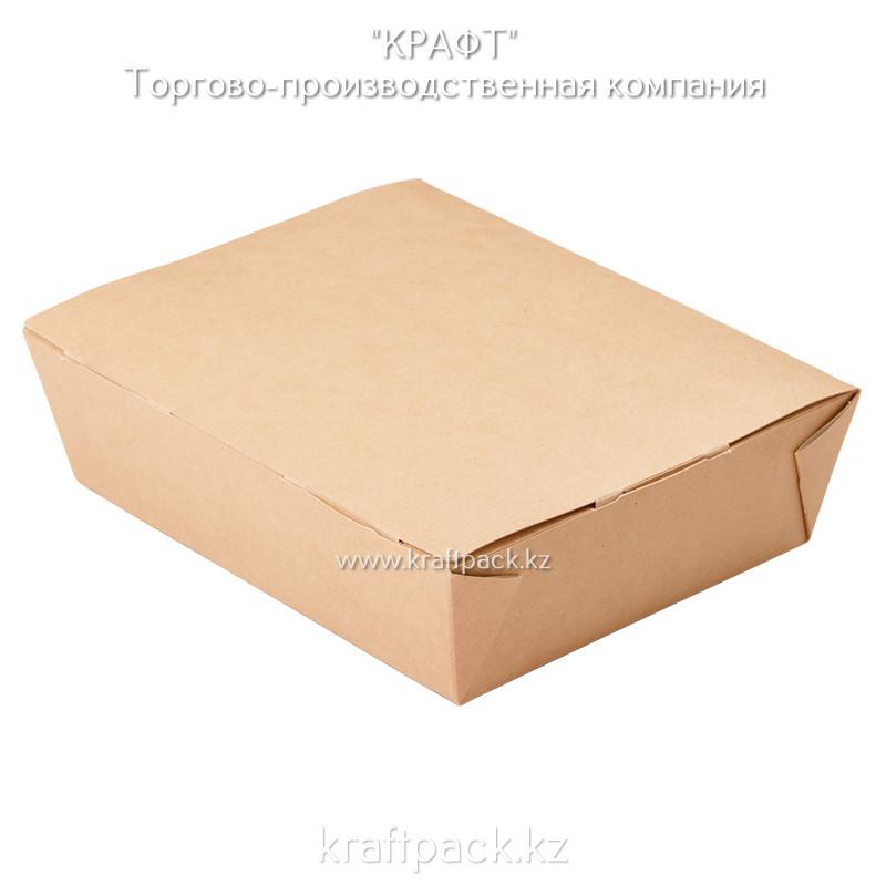 Ланчбокс 1000мл 190*150*50 (Eco Lunch 1000) DoEco (50/200)