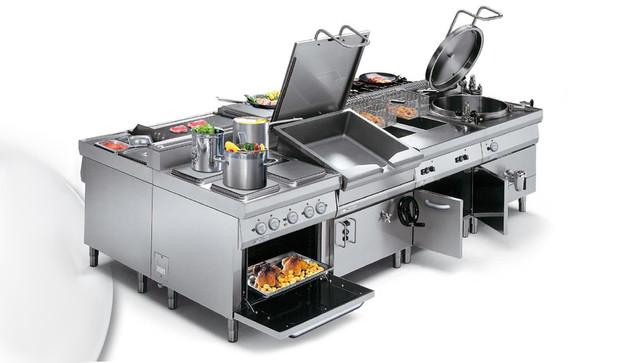 Тепловое оборудование horeca и fast-food