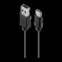 Кабель ACME CB1041 USB type C - USB type A cable, 1m Black