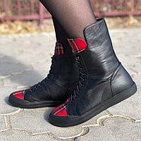 Ботинки берцы женские