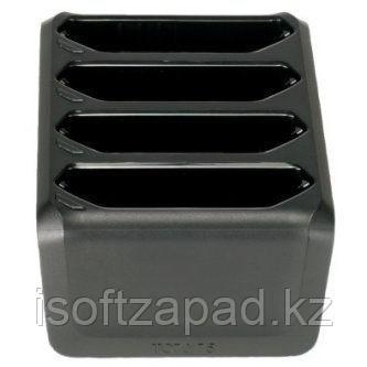 4-слотовое зарядное устройство для дополнительного аккумулятора для Zebra ET50/ET55, фото 2