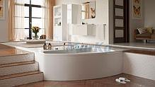 Акриловая гидромассажная ванна Ассоль 160х100х68 см.(Общий массаж, спина), фото 3