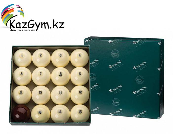 Бильярдные шары Aramith Premier РП 68мм ( красный биток)