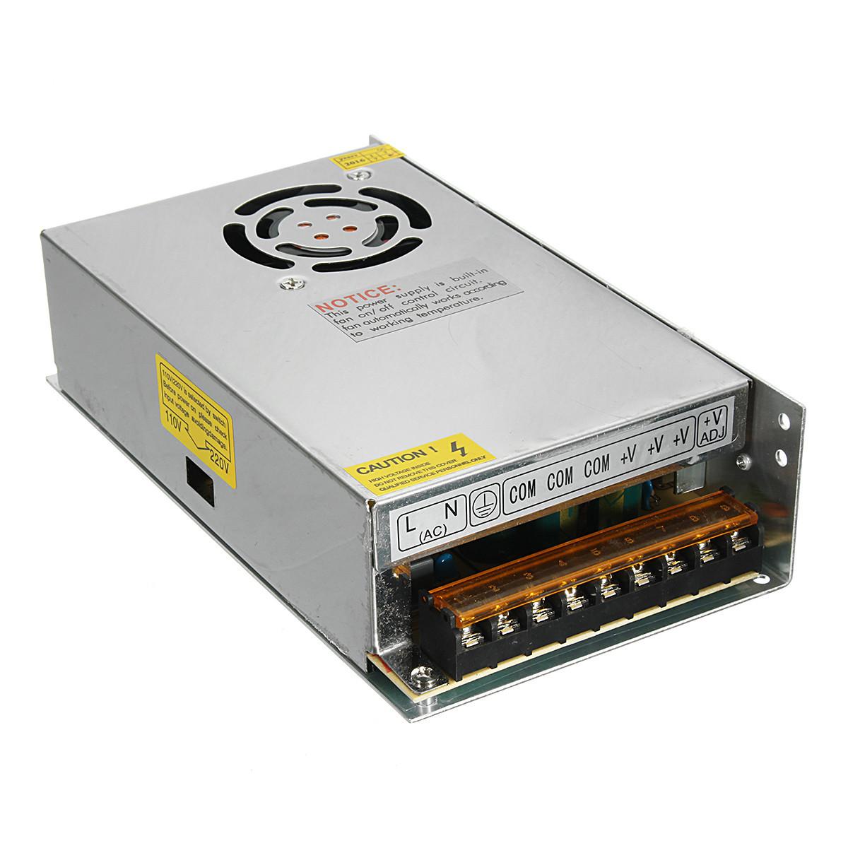Блок питания 24v  20A  S-480-24  480W