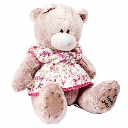 Игрушка мягкая медвежонок Teddy «Me to you» (Девочка), фото 2