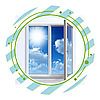 Алюминиевые окна