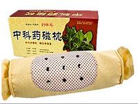 Турмалиновая подушка валик травяная