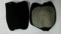 Турмалиновые наколенники липучки (черные )