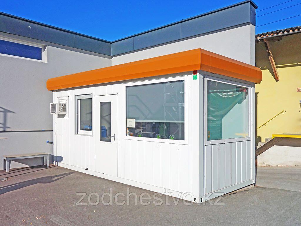 Разборные модульные здания офисные, торговые, жилые, складские, технические