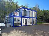 Разборные модульные здания офисные, торговые, жилые, складские, технические, фото 7
