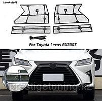 Защитная маскитная сетка под решетку на Lexus RX 2016-
