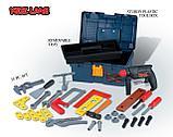 Детский набор инструментов в чемодане, фото 3