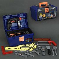 Детский набор инструментов в чемодане, фото 1