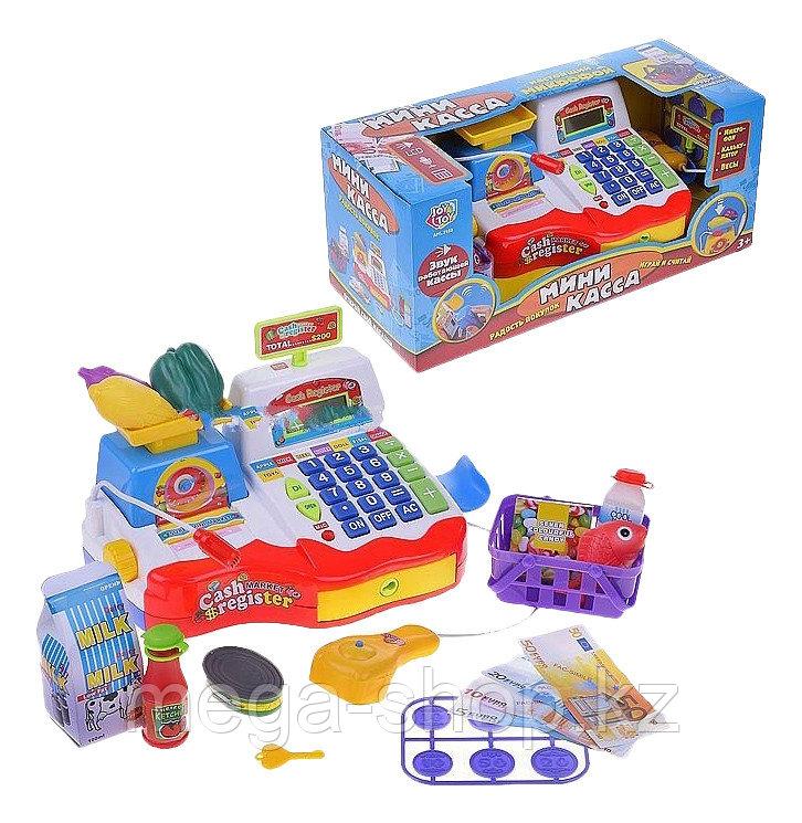 Игровая детская Мини Касса Play Smart 7162: