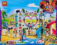 Конструктор BELA Friends Курорт Хартлейк-Сити 11035 ( 1029 деталей), фото 1