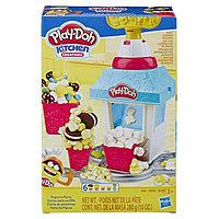 """Hasbro Play-Doh E5110 Игровой набор для лепки """"Попкорн-Вечеринка"""""""