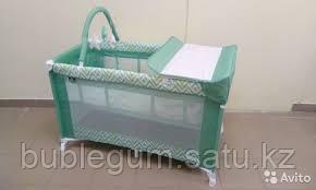 Кровать-манеж VERONA 2 PLUS