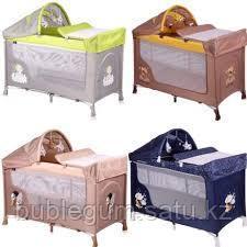Кровать-манеж Lorelli San Remo 2 Plus