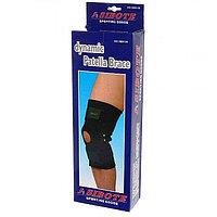 Бандаж неразъёмный для коленного сустава с фиксатором коленной чашечки
