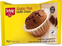 Кекс Dr.Schar Muffin Choco шоколадный с кусочками шоколада без глютена 65 г