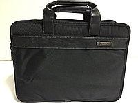 Мужская деловая сумка, с отделом под ноутбук. Высота 31 см, ширина 41 см, глубина 10 см. С расширением на 8 см, фото 1