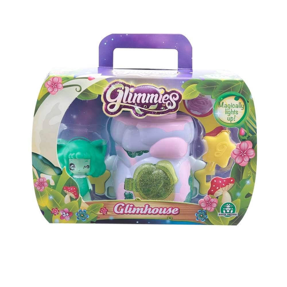 Домик Глимхаус Glimmies с Volpessa 6 см Glimmies