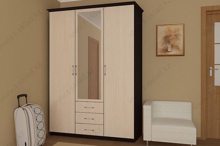 Корпусный распашной шкаф КШ-5