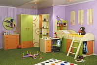 Шкаф в детскую ДШ-2