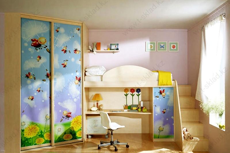 Шкаф в детскую ДШ-13