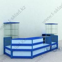 Пристенный павильон БРИЗ  -  8,5 м/кв