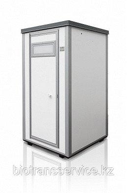 Теплая туалетная кабина «Калифорния Лайт» Люкс