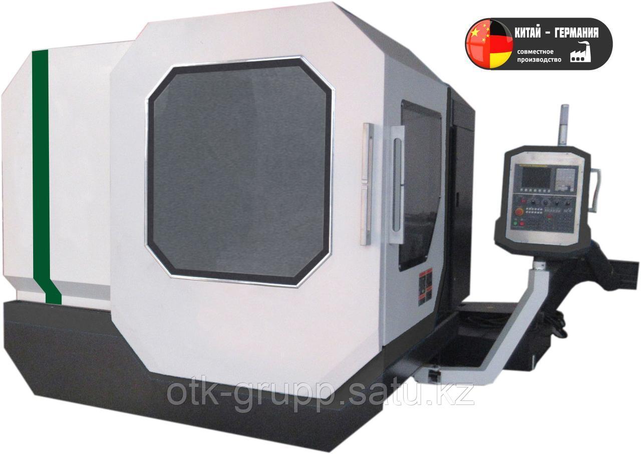 Горизонтально-фрезерный станок с ЧПУ ГФС-630Ф3