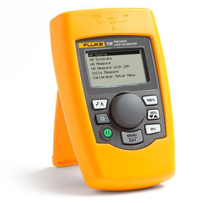 Электрический калибратор давления Fluke 709H