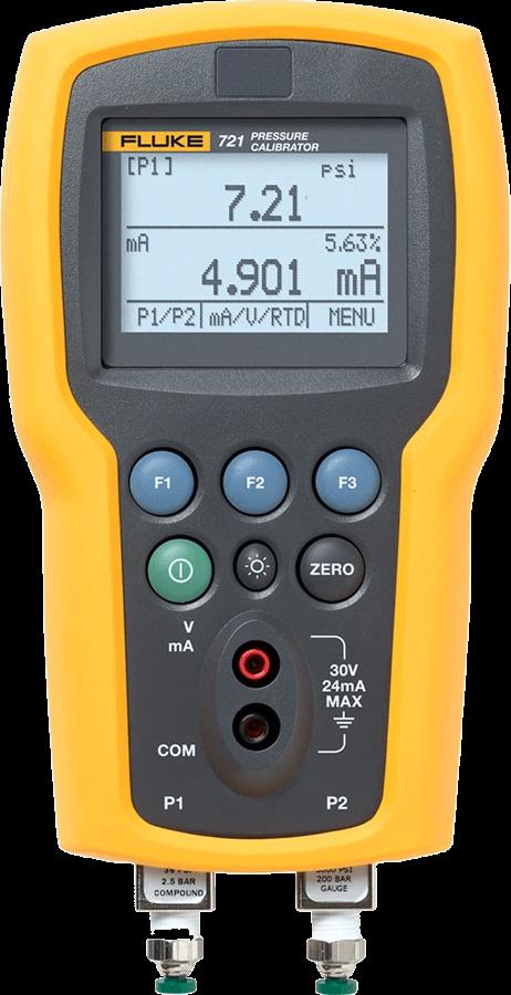 Прецизионный калибратор давления Fluke 721-1603