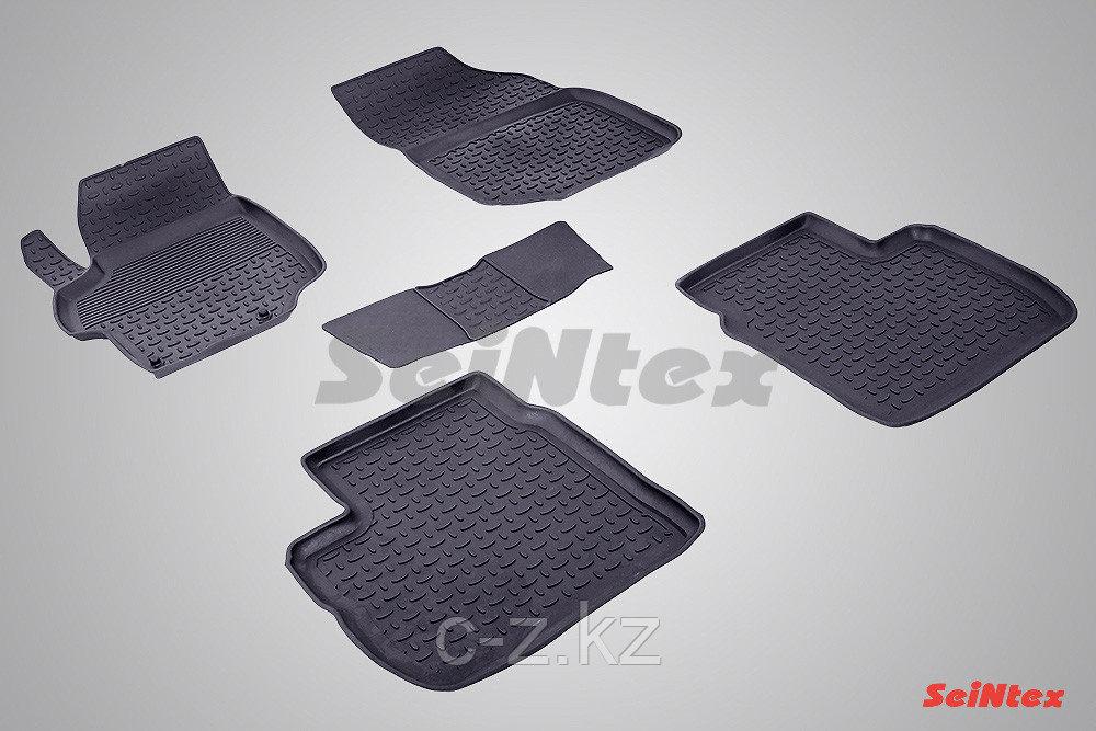 Резиновые коврики для Peugeot 301 2013-н.в.