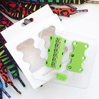 Умные магниты для шнурков Magnetic Shoelaces (Зеленый / Для детей)